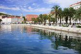 Waterfront Promenade in Split — Foto de Stock