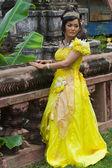Cambodian Bride — Stock Photo