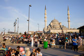 Istanbul City Life — Stock Photo