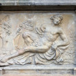 Stock Photo: Apollo Relief in Gdansk