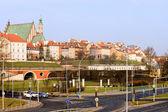 City of Warsaw — Stock Photo