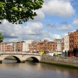Dublin Cityscape — Stock Photo #9692873