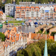 City of Gdansk in Poland — Stock Photo
