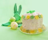 Ricotta torta di pasqua — Foto Stock