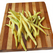 Pods of asparagus kidney bean — Stock Photo #8563041