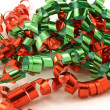 Holiday Ribbon — Stock Photo