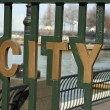 City word - Stock Photo