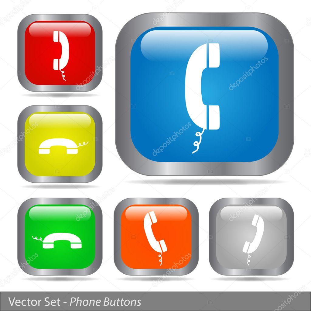 Как сделать иконку телефона