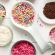 Candy sprinkles — Stock Photo #10259498