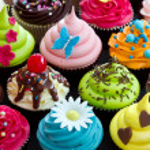 Cupcakes — Stock Photo #10657384