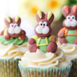 Easter cupcakes — Stock Photo #8670440