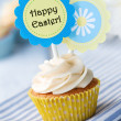 Easter cupcake — Stock Photo #9372626