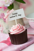 Mother's day cupcake — Stock Photo