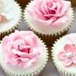 Wedding cupcakes — Stock Photo #9631995