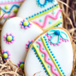 Easter cookies — Stock Photo #9632434