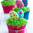 Easter cupcakes — Stock Photo #9729034