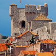 Stock Photo: Tower in Dubrovnik