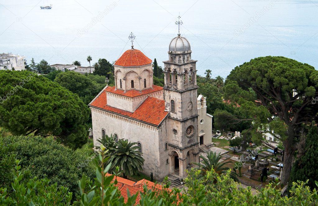 Resultado de imagen de Monasterio de Savina (Serbia)