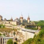Fort in Kamjanets-Podolskiy, Ukraine — Stock Photo