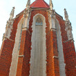St Mary's church in the Krakow's — Foto Stock