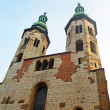 Old church in Krakow — Stock Photo