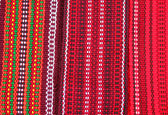 Detail of several ribbons — Stock Photo
