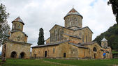 Old orthodox monastery Gelati near Kutaisi - Georgia. Unesco place — Stock Photo