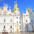 View of Assumption Cathedral in Kiev Pechersk Lavra, Ukraine — Stock Photo