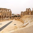 El Jem Colosseum, Tunisia — Stock Photo #8754211