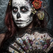 Royalty-Free Stock Photo: Day of the dead