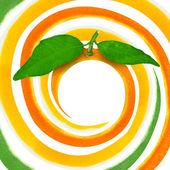Diseño de fruta — Foto de Stock