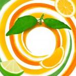 Fruit background — Stock Photo #10639213