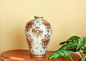 陶瓷花瓶 — 图库照片