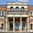 Façade of the old estate built in classical style — Stock Photo #10194947