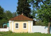 农村房子 — 图库照片