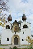 église orthodoxe à moscou — Photo