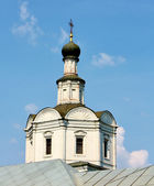 Dome of Archangel Temple in Andronicus Monastery — Stock Photo