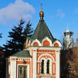 Stock Photo: Monastery chapel