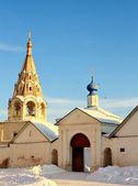 Ancient constructions of Ryazan Kremlin — Stock Photo