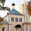 Stock Photo: Chapel of orthodox church