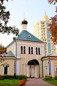 Chapel of the orthodox church — Stock Photo