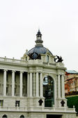 Palace of Agriculture in Kazan (detail) — Stock Photo