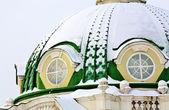 Dome of the Grotto in Kuskovo estate (detail) — Stock Photo