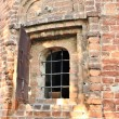 Window of medieval building — Stock Photo