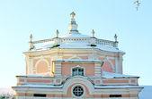 Kuskovo Estate. Great stone conservatory — Stock Photo