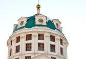 купол православного храма — Стоковое фото