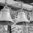 Church bells - Stock Photo