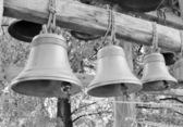 Church bells — Stock Photo