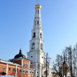 Bell Tower of the Nicholas Ugreshsky Monastery — Foto de Stock