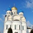 Transfiguration Cathedral of the Nicholas Ugreshsky Monastery — Foto Stock